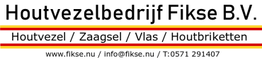 Houtvezelbedrijf Fikse B.V. Logo